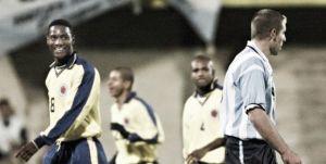 Expediente: Última victoria de Colombia sobre Argentina por Copa América