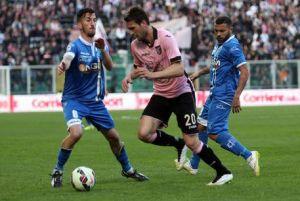 Tante occasioni ma nessun gol: 0-0 tra Palermo ed Empoli