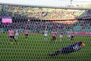 """Palermo e Udinese non si fanno male: 1-1 al """"Barbera"""""""