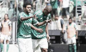 Em jogo de seis gols, Palmeiras bate Flamengo e reencontra caminho das vitórias