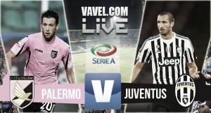 Live Palermo - Juventus, Serie A 2015/16 in diretta (0-3)