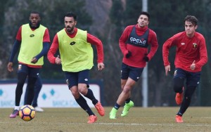 Genoa: Juric pensa al 3-4-1-2, occhio all'outsider Ninkovic