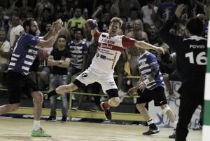Pallamano, Serie A maschile: continua il duopolio Bozen-Junior Fasano