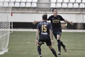 Pallarés: ''Solo pensamos en el partido ante el Melilla''
