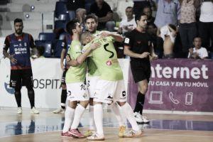 La doble 'T' mete al Palma Futsal en los cuartos de final de la Copa del Rey