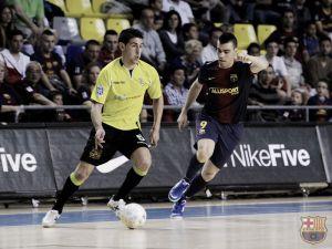 FC Barcelona - Palma Futsal: volver a vencer