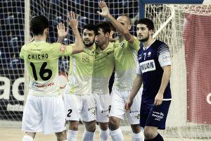 Palma Futsal va como la seda