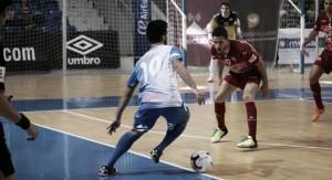 Palma Futsal logra el empate ante El Pozo tras un final agónico