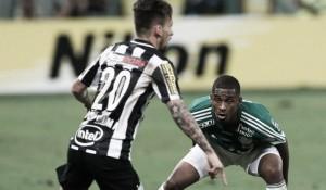 Resultado Bahia x Palmeiras no Campeonato Brasileiro (2-4)