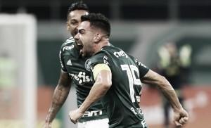 Bruno Henrique marca dois e Palmeiras goleia Paraná no Allianz Parque