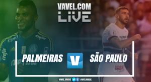Resultado e gols jogo Palmeiras 3x0 São Paulo no Campeonato Paulista 2017