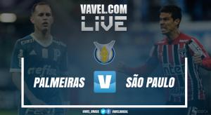 Resultado de Palmeiras x São Paulo pelo Campeonato Brasileiro 2017 (4x2)