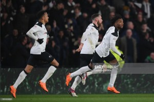 Derby County 2-2 Leeds United: Palmer pounces to steal late point for the Rams