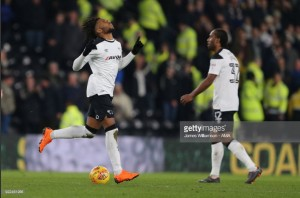 Kasey Palmer: 'Derby County have enough talent to reach the Premier League'