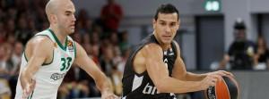Turkish Arilines EuroLeague - Panathinaikos travolgente nella ripresa, Bamberg ancora KO