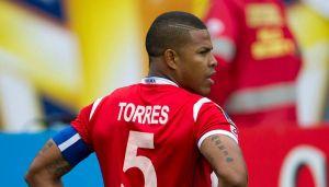 Román Torres fue convocado para amistosos de Panamá
