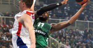 Panathinaikos y Maccabi fuerzan el cuarto partido