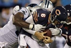 Los Panthers vencen a los Bears el primer día de clase