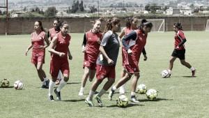 Toluca Femenil se alista para enfrentar a Pumas