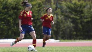 """Paola Soldevila: """"El equipo cada vez se conoce más y esto se refleja en el campo"""""""