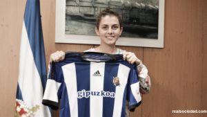 Paola Soldevila, nueva jugadora de la Real Sociedad