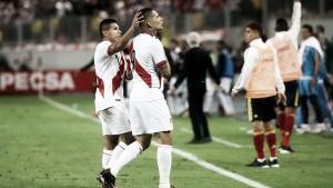 Perú a medio paso del sueño Mundialista