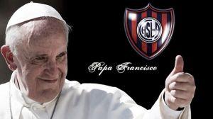 El Papa Francisco, el pequeño Ciclón de Roma