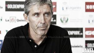 """Paco Fernández: """"Anímicamente estamos mucho mejor que hace un mes"""""""
