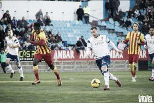 Real Zaragoza - F.C. Barcelona B: contra la bestia de plata