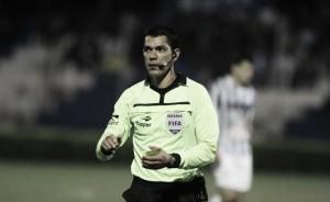Terna paraguaya para el primer partido de la Recopa Sudamericana