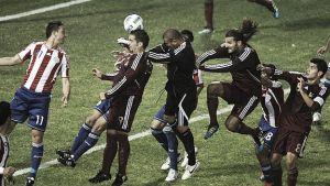 Resultado Venezuela vs Paraguay enClasificación Mundial Brasil 2014 (1-1)