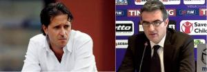 Juventus & Fiorentina directors discuss Jovetic