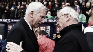 """Alan Pardew: """"Tendremos que hacer mucho para demostrar que somos mejores que el Leicester"""""""