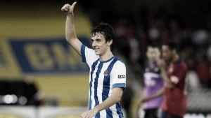 Real Sociedad 2014/2015: Rubén Pardo