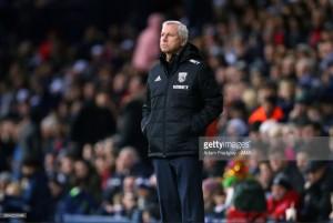 Alan Pardew suggests West Bromwich Albion lack ambition in Premier League survival scrap