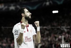 Sevilla FC - Juventus: puntuaciones del Sevilla, quinta jornada UEFA Champions League