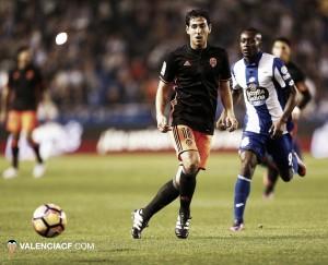 Resumen Deportivo de La Coruña vs Valencia LaLiga 2018 (0-2)