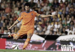 """Dani Parejo: """"Vamos a dejar al Valencia donde se merece"""""""