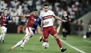Com recorde de público na Arena da Baixada, Paraná derruba Inter e assume vice-liderança