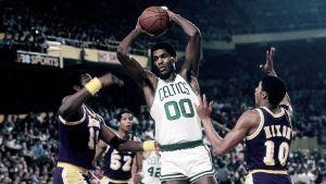Robert Parish, 'el jefe' de la NBA