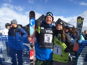 Freestyle Skiing: Bowman And Blunck Win The Halfpipe World Cup In Park City