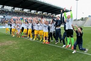 Un grande del 'calcio' italiano asciende de categoría