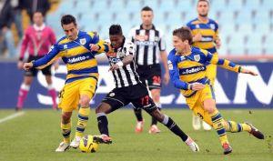 Diretta Udinese - Parma, Live Serie A