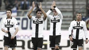El Parma vuelve con empate