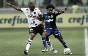 Focadas no Brasileirão, Palmeiras e Botafogo-PB se enfrentam com times mistos