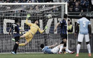 La Lazio si ferma a Bergamo, l'Atalanta la blocca sull'1-1