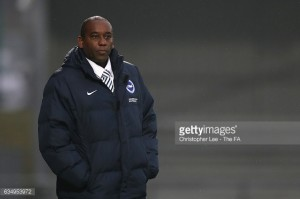 George Parris admits it was 'dream' performance as Brighton women put on a show