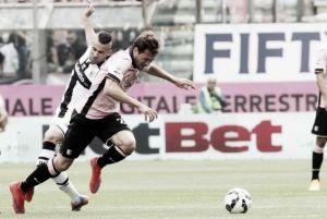 Nocerino e la dura legge dell'ex: il Parma stende il Palermo