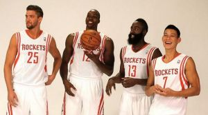 Houston Rockets 2013: James Harden y Dwight Howard devuelven la franquicia a la élite