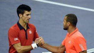 Djokovic surclasse Tsonga